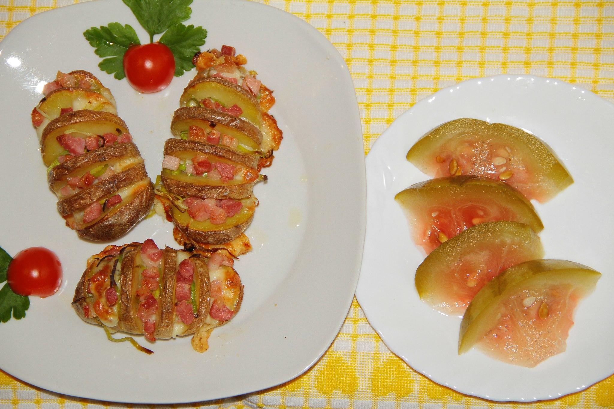 cartofi evantaii