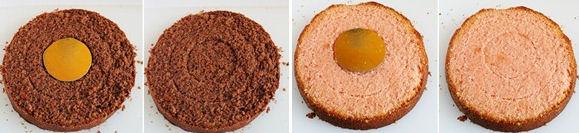 torta taglio blat