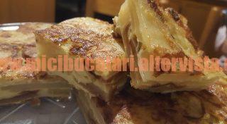 tortilla spaniola